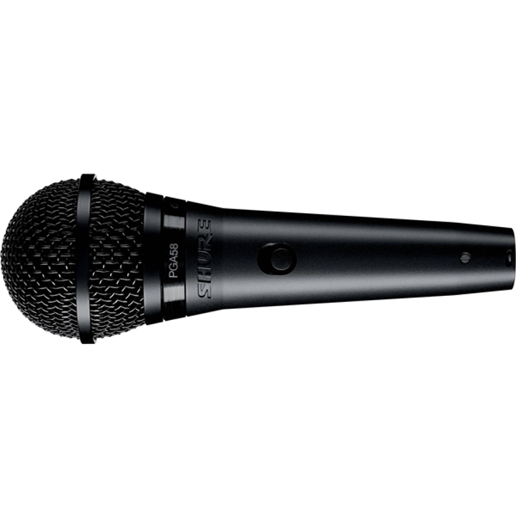 Picture of SHURE PGA58 WIRED MICROPHONE