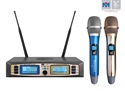 Picture of (M) BETTER MUSIC BUILDER DUAL WIRELESS MICROPHONE VM-92U G5