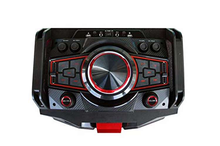 Picture of IDOLmain IPS-DJ03 II Portable Wireless PA High-Power Karaoke Entertainment System