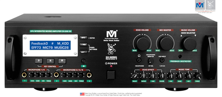 Picture of M-Better Music Builder Karaoke Package