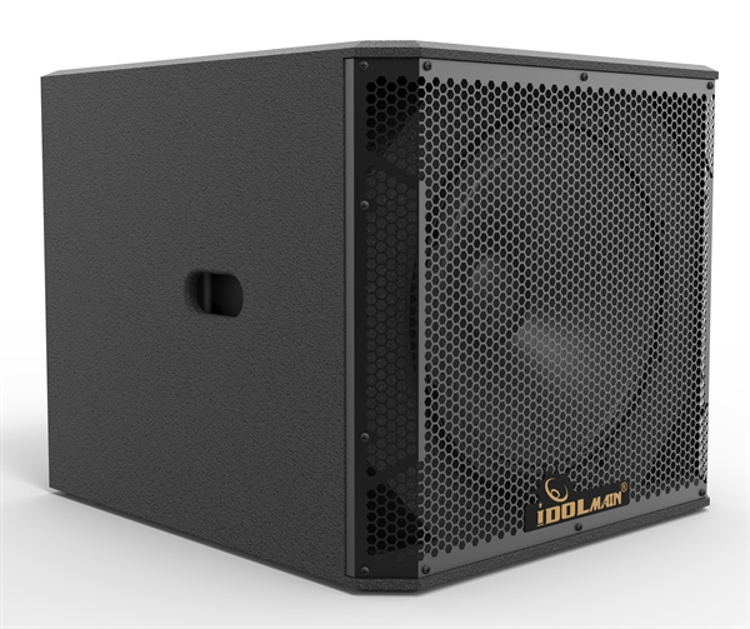 Picture of IDOLmain SUB06 15-Inch 1500 Watts Deep Bass Powered Subwoofer